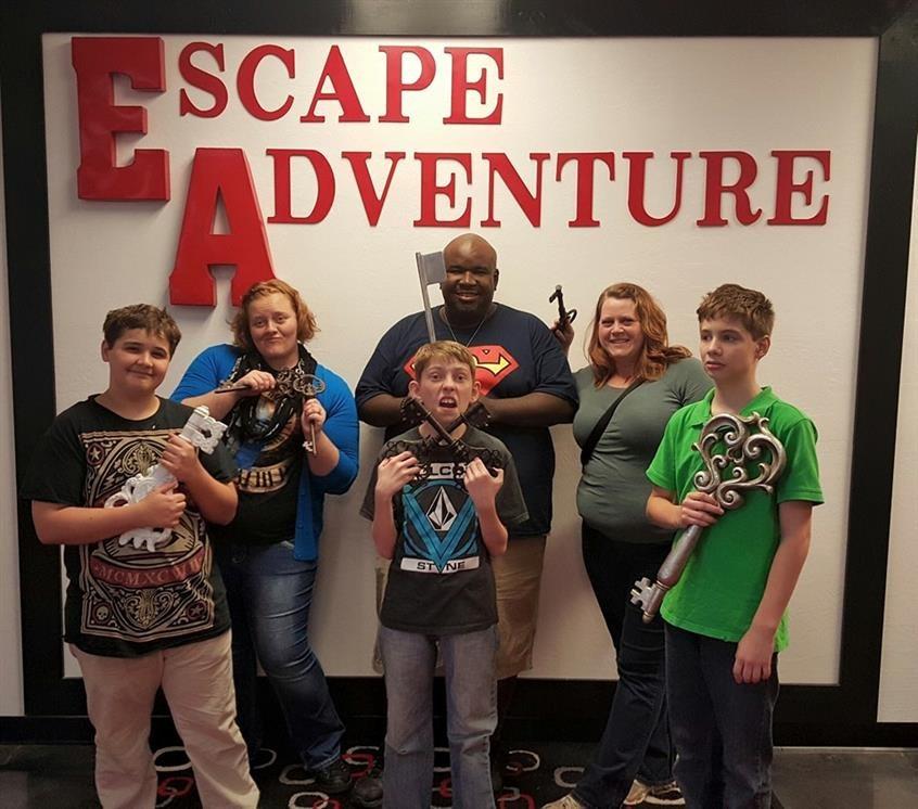 Escape Adventure Live Escape Room Game Mesa, AZ Photos