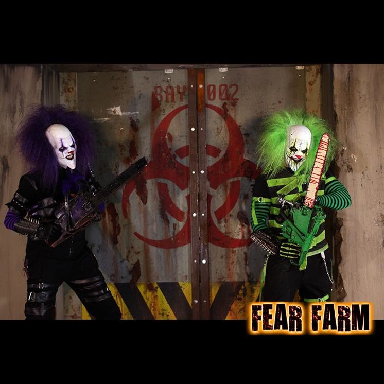 Organization Event Calendar : Fear farm phoenix az photos videos