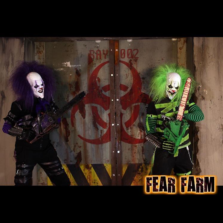Fear Farm Phoenix Az Photos Amp Videos