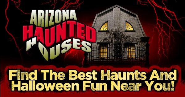 Gilbert Az Halloween Attractions Haunted Houses In Gilbert Az