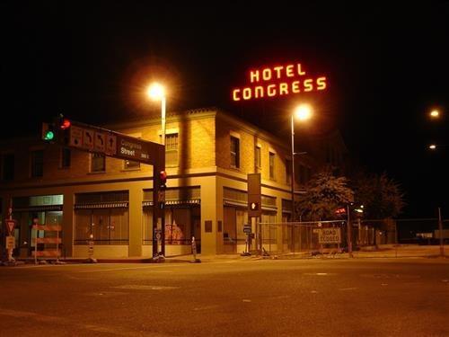 Hotel Congress Tucson Arizona Real Haunted Place