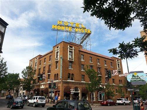 Hotel Monte Vista Flagstaff Arizona Real Haunted Place