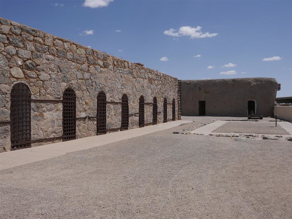yuma territorial prison Yuma territorial prison yuma, arizona the feared prison of the old west yuma territorial prison state historic park yuma, arizona tina clark- curator, archeologist, historian, and chef, gives us a tour of the prison.